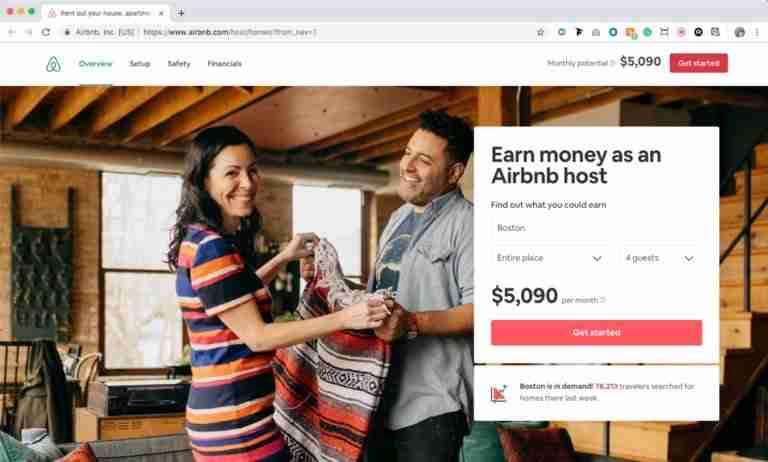 reiid Digital Marketing Agency Airbnb Case Study