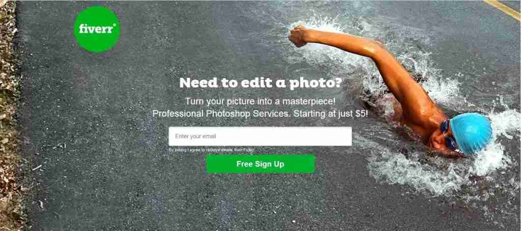 reiid Digital Marketing Agency Fiverr Case Study