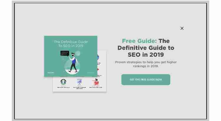 reiid Digital Marketing Agency Exit Pop Case Study