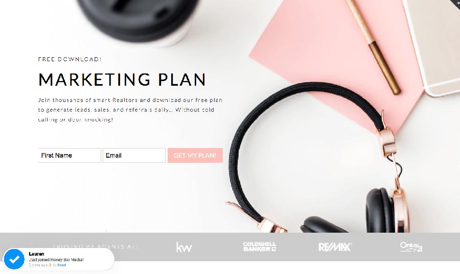 reiid Digital Marketing Agency Landing Pages Case Study